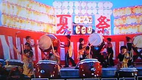 中間山笠祭り