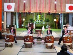 ♪謹賀新年♪ 神洲太鼓