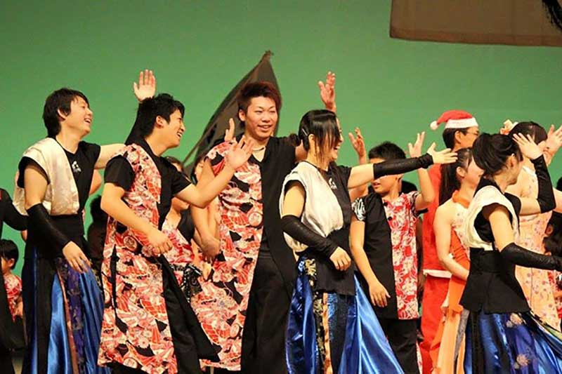 神洲太鼓第 六回ファミリーコンサート