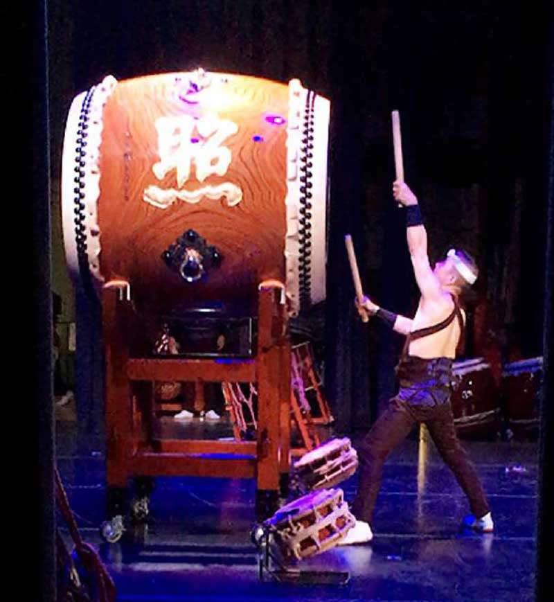 第19回和太鼓の祭典 どんどこ音楽祭2016