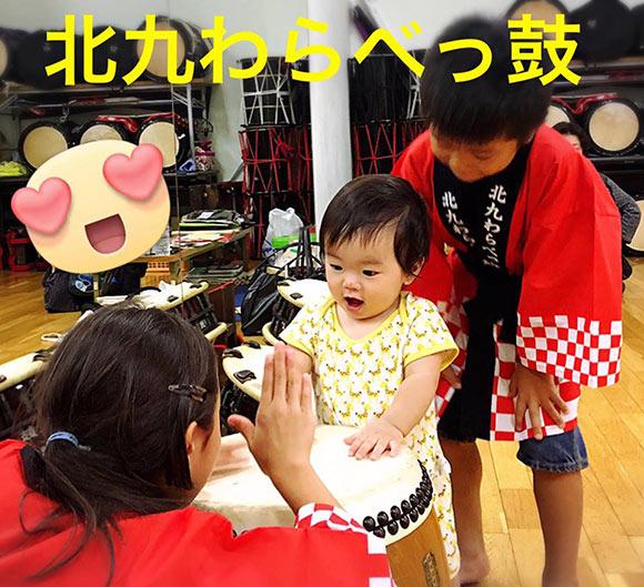日本太鼓シニア・ジュニアコンクール福岡県大会