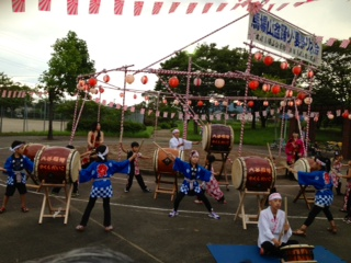夏祭り2012