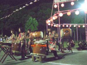 馬場山夏祭り