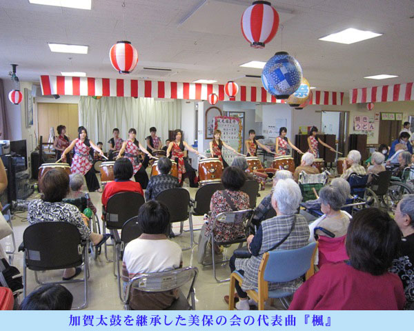 誠光園夏祭り2011・夏